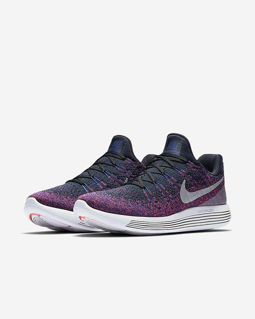 Nike Lunarepic Low Chaussures De Course Flyknit SIV4Y0pFU