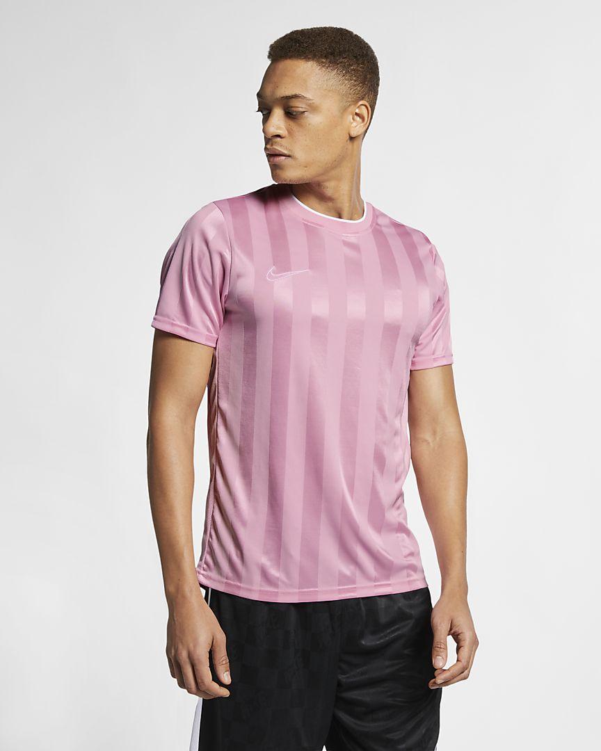 Nike - Nike Breathe Academy Kurzarm-Fußballoberteil für Herren - 1