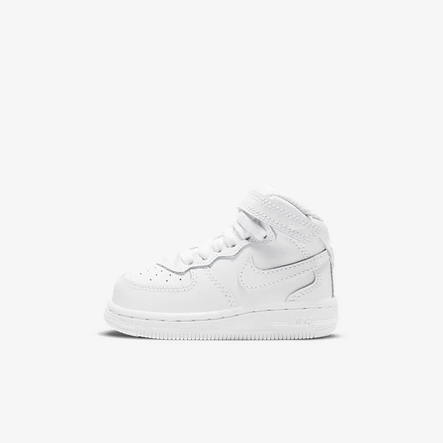 Nike - Nike Air Force 1 Mid Zapatillas - Bebé e infantil - 1