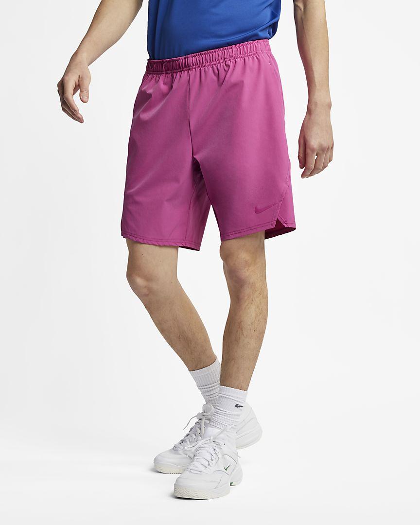 "Nike - court flex ace  9"" (23cm approx.) tennis shorts - 1"