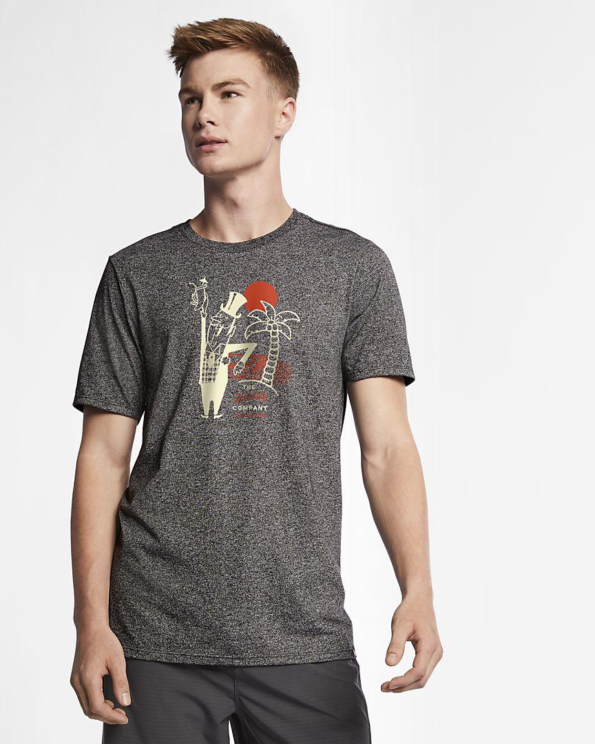 Nike - Hurley Tasty Waves Herren-T-Shirt - 1