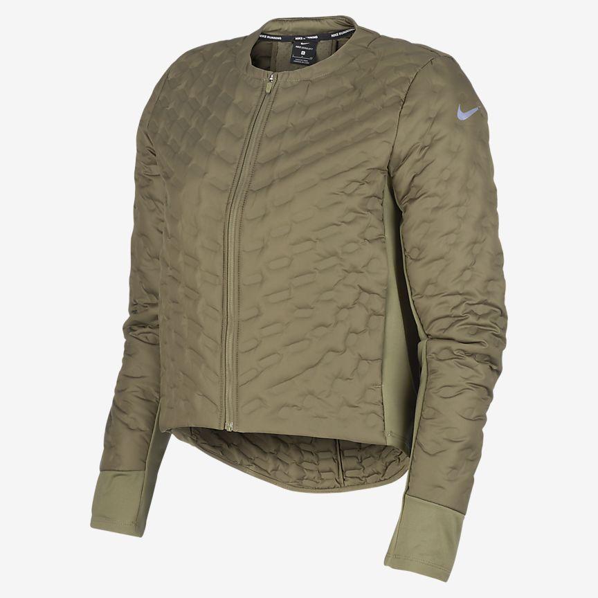 Nike - Nike AeroLoft Damen-Laufjacke - 1