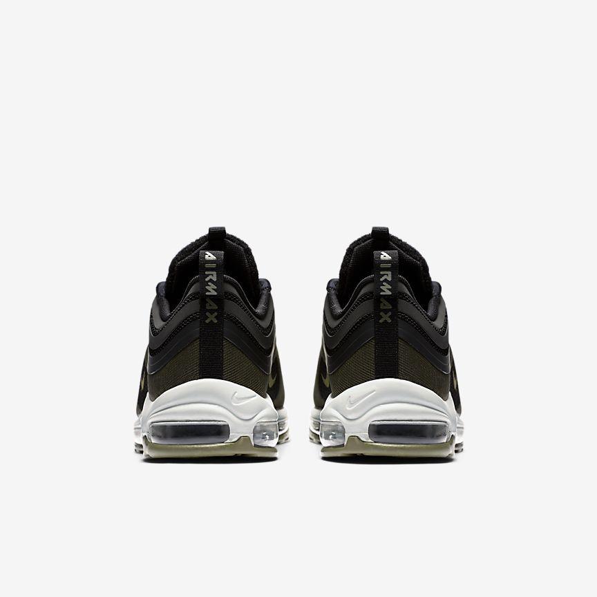 Nike Air Max 97 Negro Camisa Reflectante VDX1S