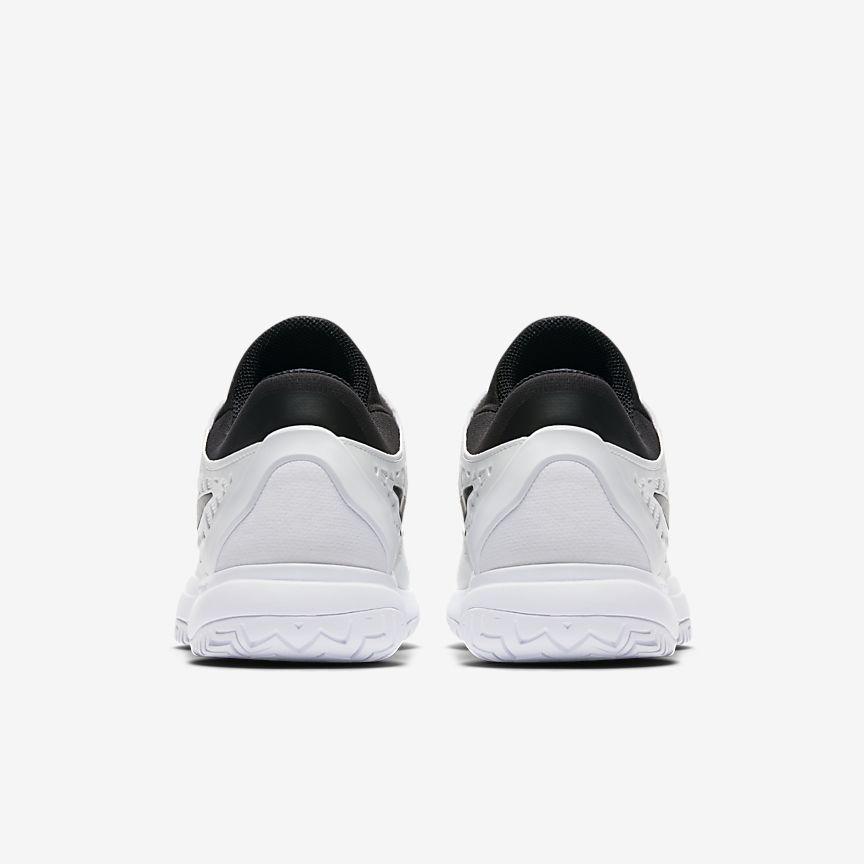 Nike Equipo De Aire Comprimido Climatización Unisex Máximo De Tenis De Clip En Blanco Y Negro NXKjepn