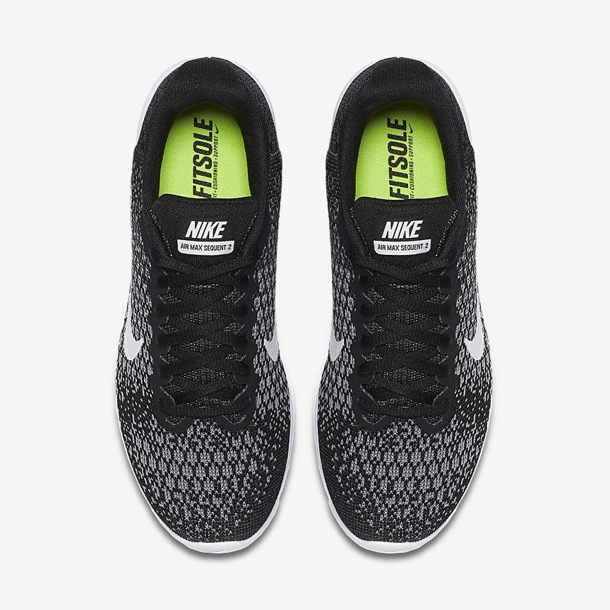 Nike Free Run Camicia A Quadri In Bianco E Nero 2 Delle Donne zrp5Myub