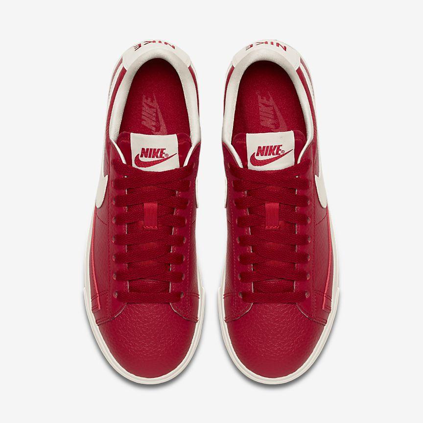 Nike Chaqueta De Cuero De Alta Calidad Bajo El Zapato De Las Mujeres aLTuW