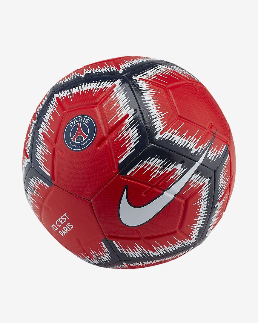 Nike - París Saint-Germain Strike Balón de fútbol - 1
