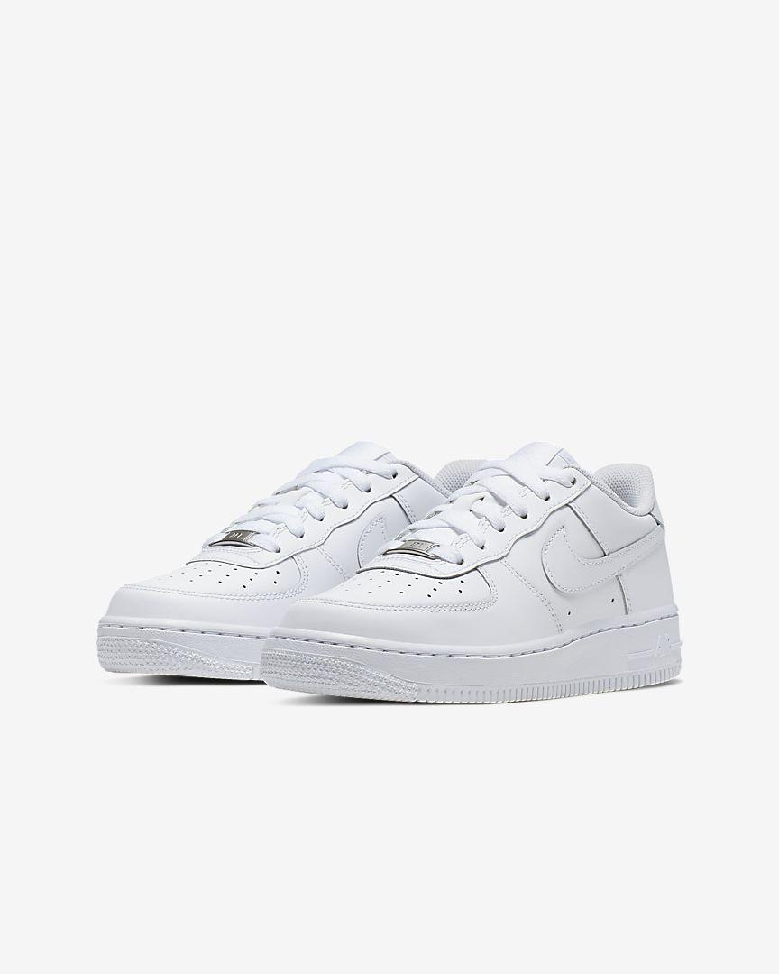 Nike Air Force 1 Haute - Qualité Garçons Lin Scolaire U0RLba0