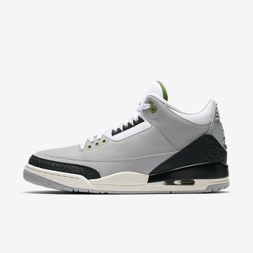 Nike - Air Jordan 3 Retro Zapatillas - Hombre - 1