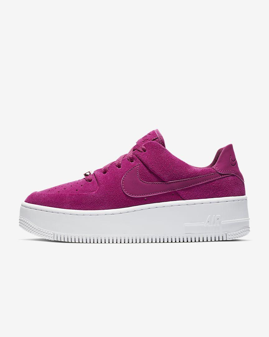 Nike - air force 1 sage low  shoe - 1