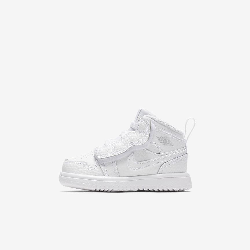 Nike - Air Jordan 1 Mid Alt Schuh für Babys und Kleinkinder - 1