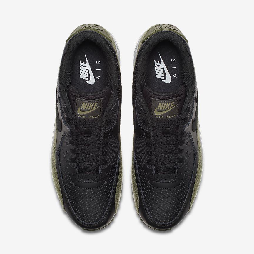 Nike Air Max 90 De Ultra Se Caqui / Gancho Negro yT6F68