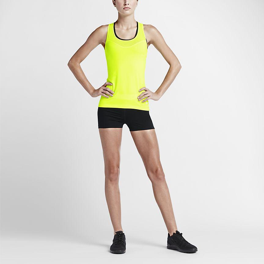 Nike Mujeres De Los Cortocircuitos Grandes U16y463mn