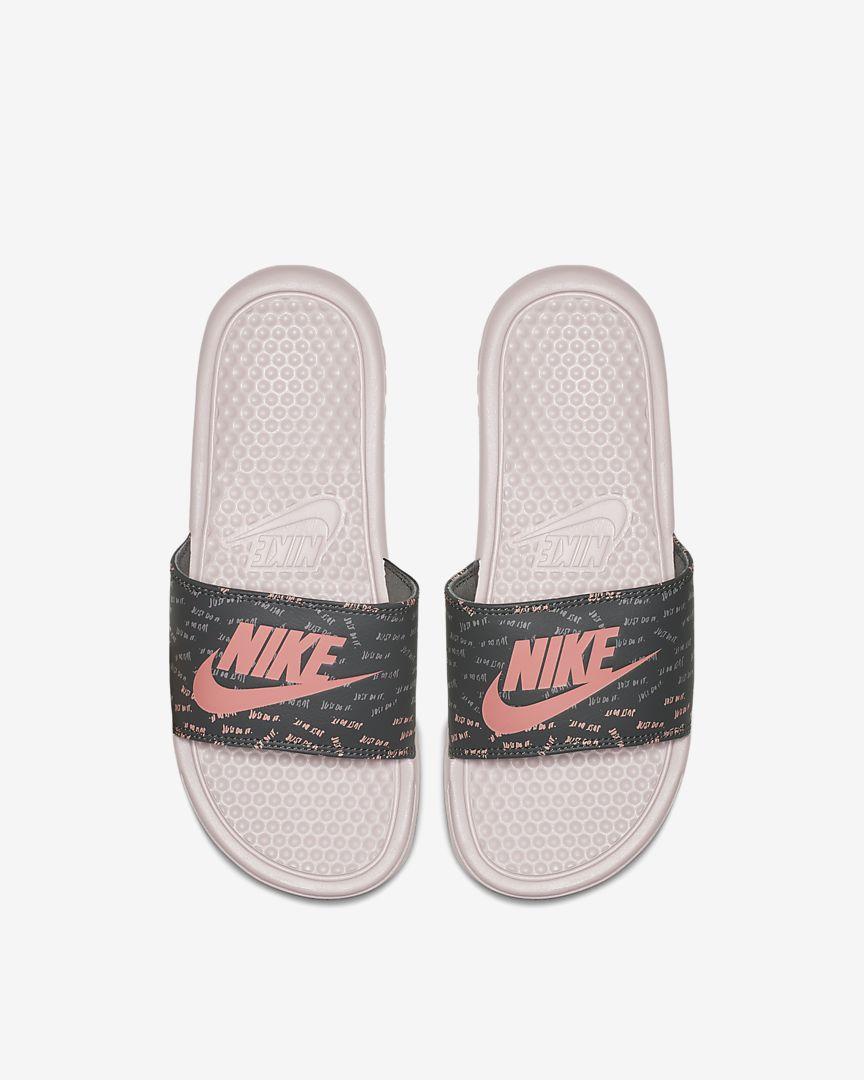Benassi Maglietta Nike Jdi Diapositive Di Stampa Su Una Sola Pagina ewpHz