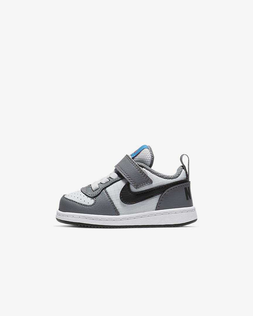 Nike - NikeCourt Borough Low Zapatillas - Bebé e infantil - 1
