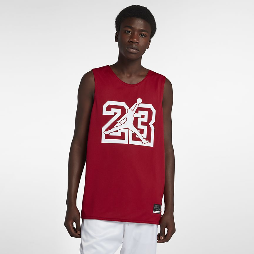 "Nike - Jordan Sportswear ""He Got Game"" wendbares Herrentrikot - 1"
