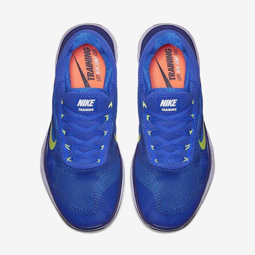 Nike Free 3.0 V4 Azul Entrenador vPgO7PYNOF