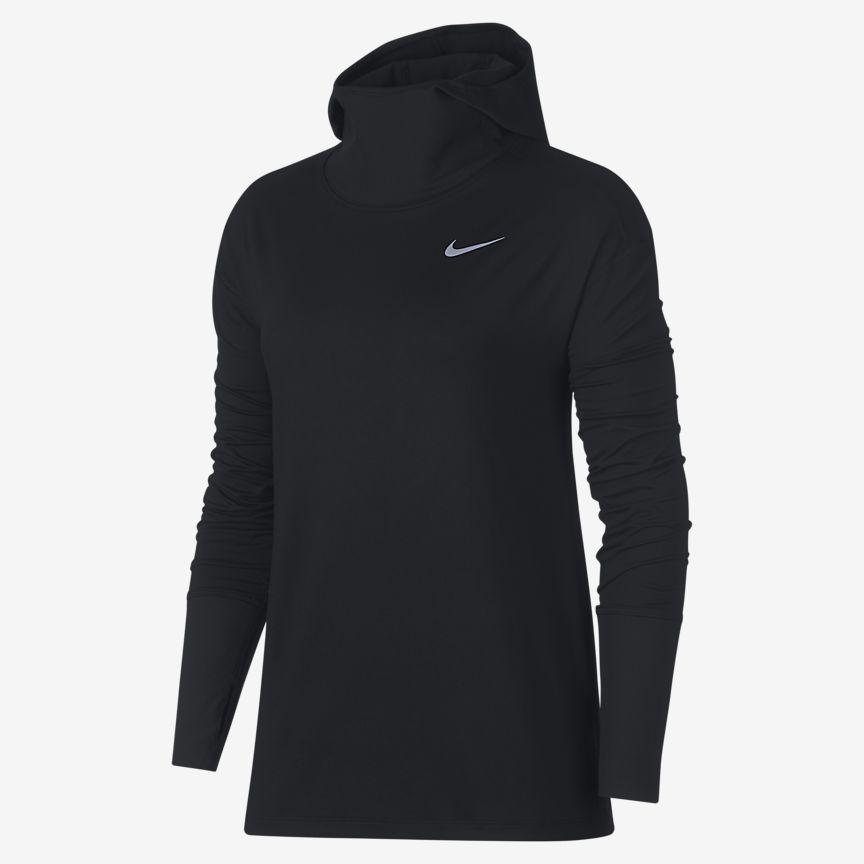 Nike - Nike Lauf-Hoodie für Damen - 1