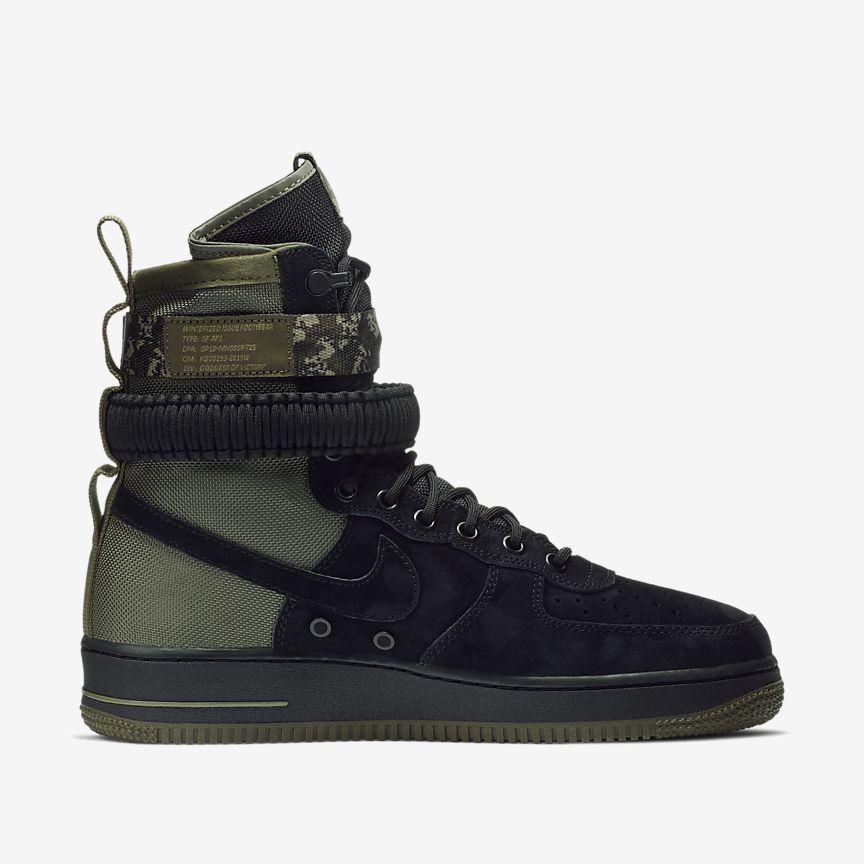 Nye Nike Air Force 1 Sko b3RrWT