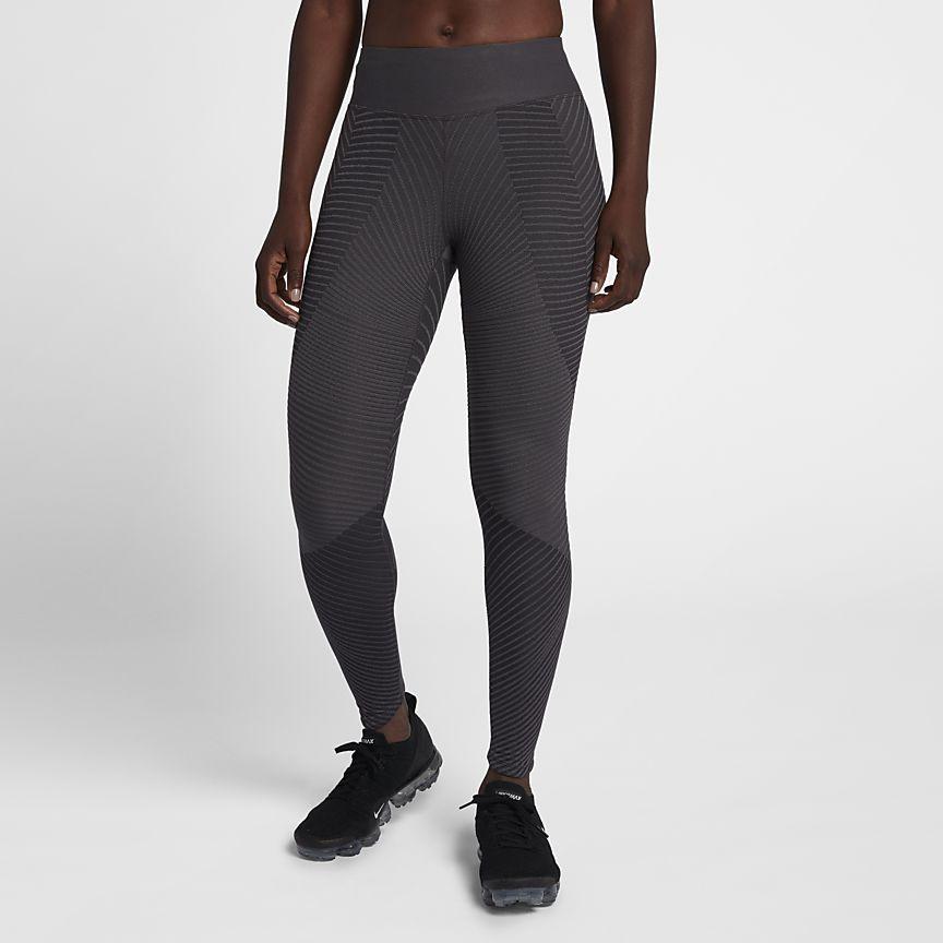Nike - Nike Epic Lux Lauf-Tights mit Struktur und halbhohem Bund für Damen - 1