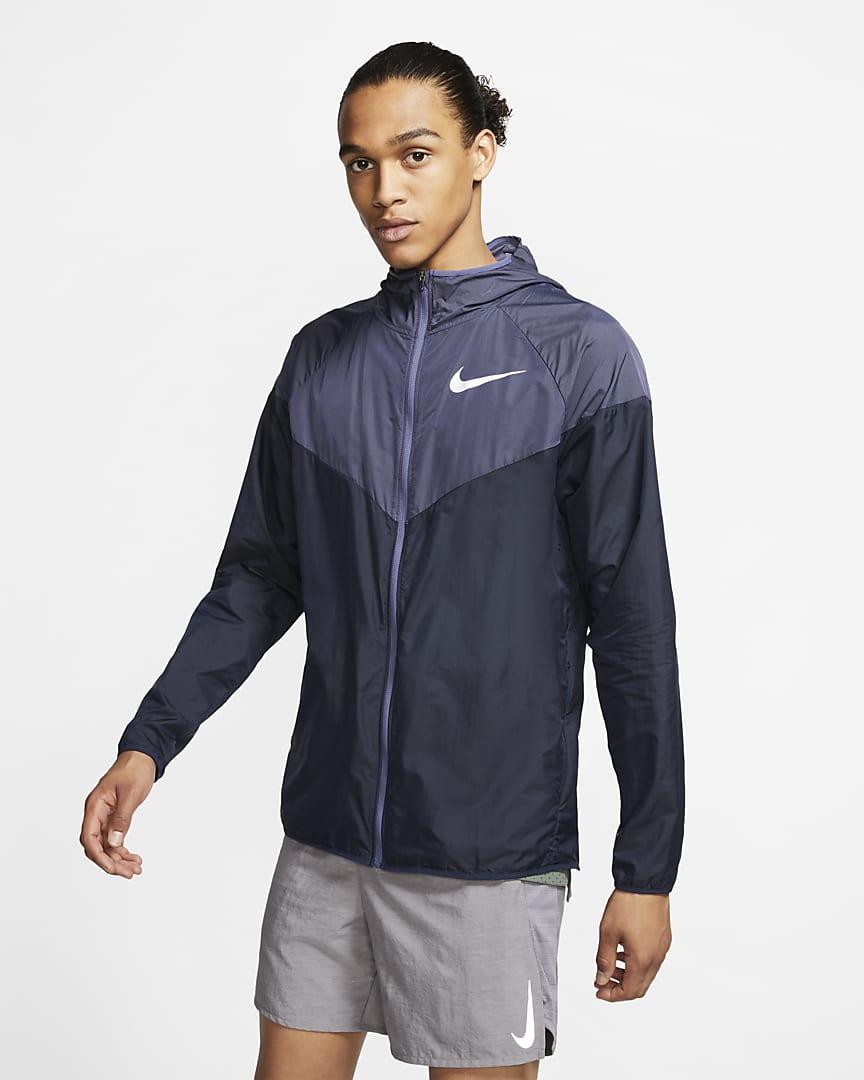 Nike - windrunner  running jacket - 1