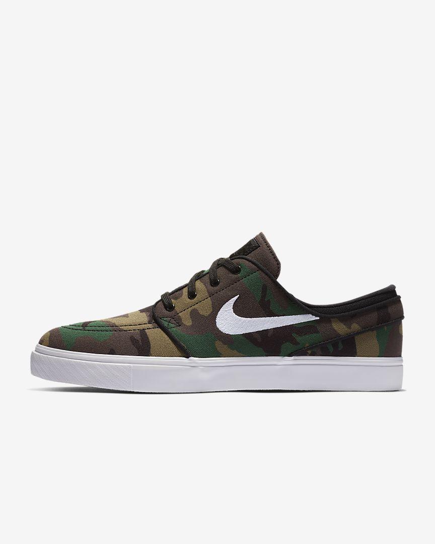 Nike - Nike SB Zoom Stefan Janoski Canvas Zapatillas de skateboard - Hombre - 1