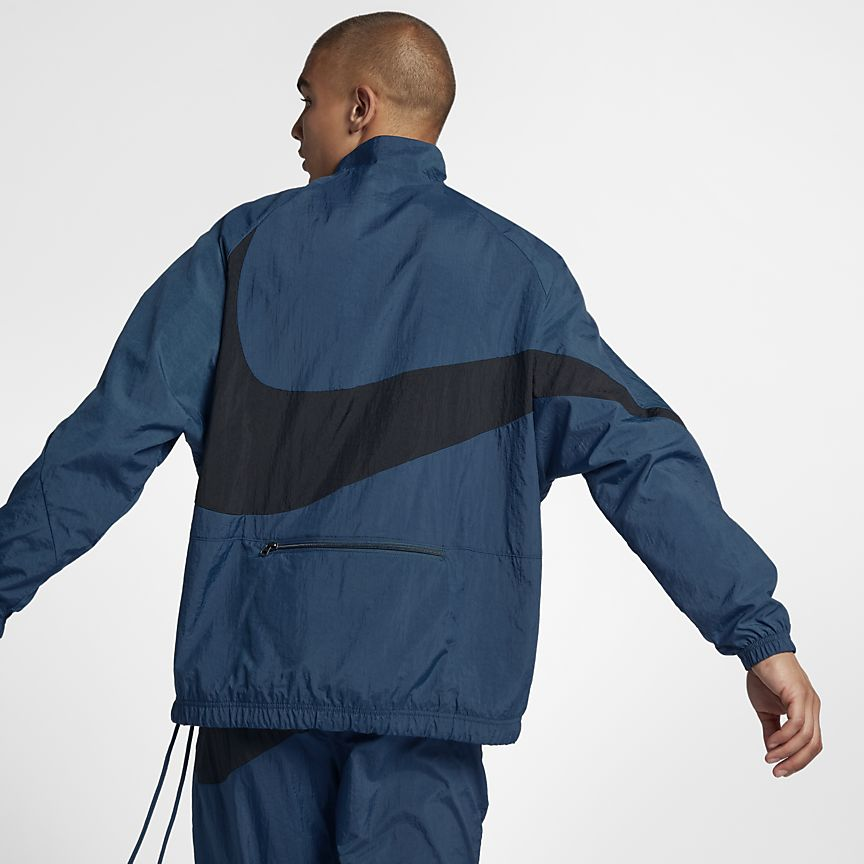 Nike - Nike Sportswear Jacke mit Halbreißverschluss - 1