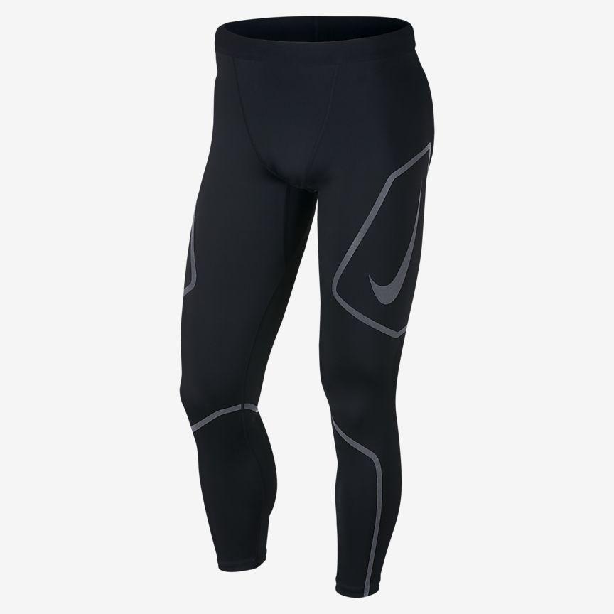 Nike - tech  running tights - 1