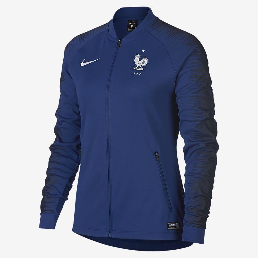 Nike - FFF Anthem Damen-Fußballjacke - 1