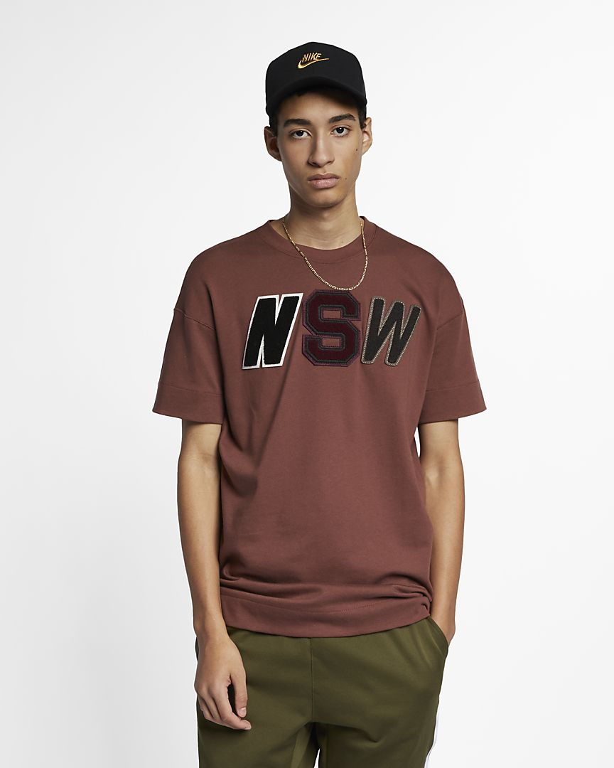 Nike - Nike Sportswear NSW Herren-T-Shirt - 1