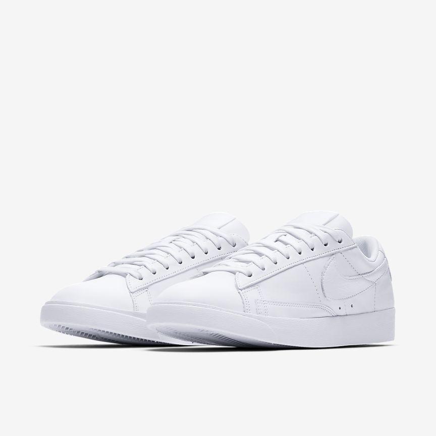 Nike Blazer Low Le Scarpe Delle Donne Extra White lyYfs0h