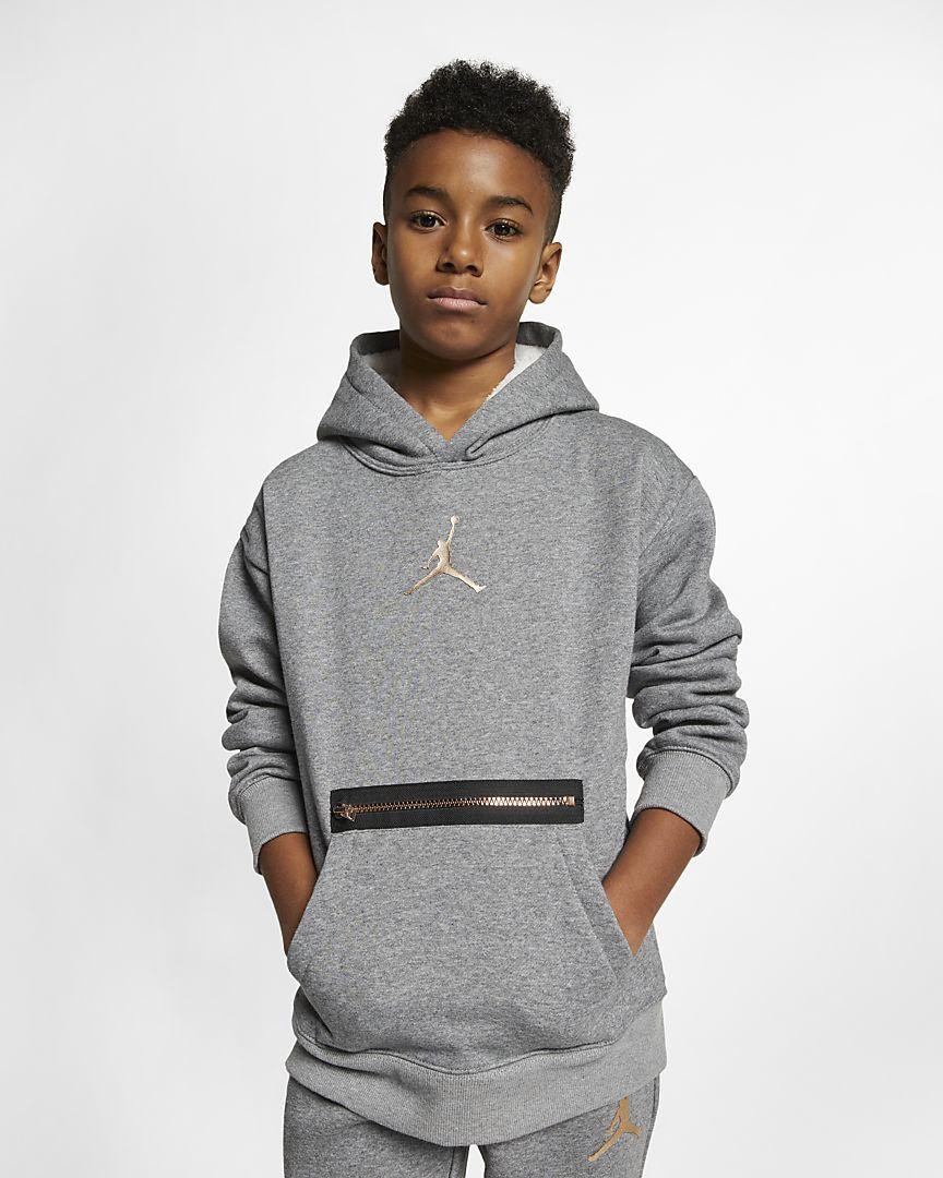 Nike - Jordan Hoodie für Kleinkinder - 1