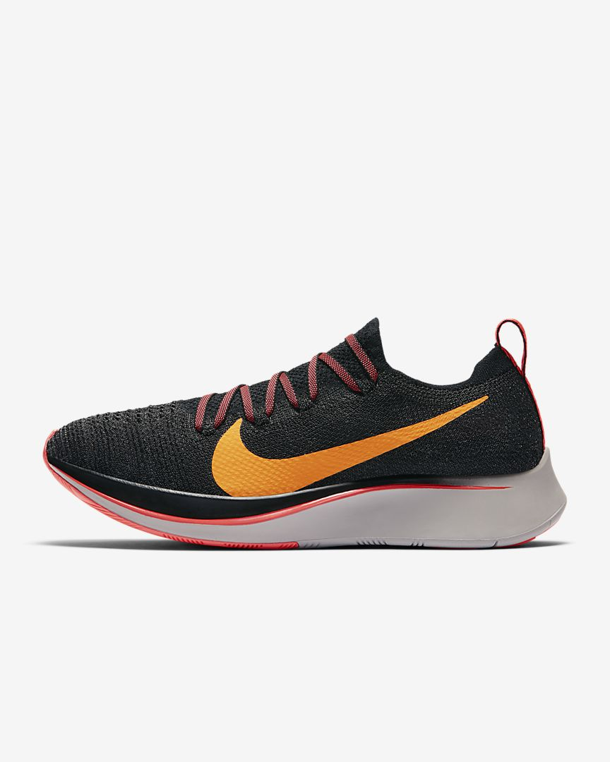 Nike - zoom fly flyknit  running shoe - 1