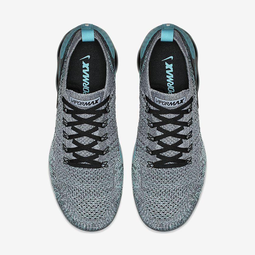 Nike Vapormax Flyknit Hvite Herresko VtXxWR