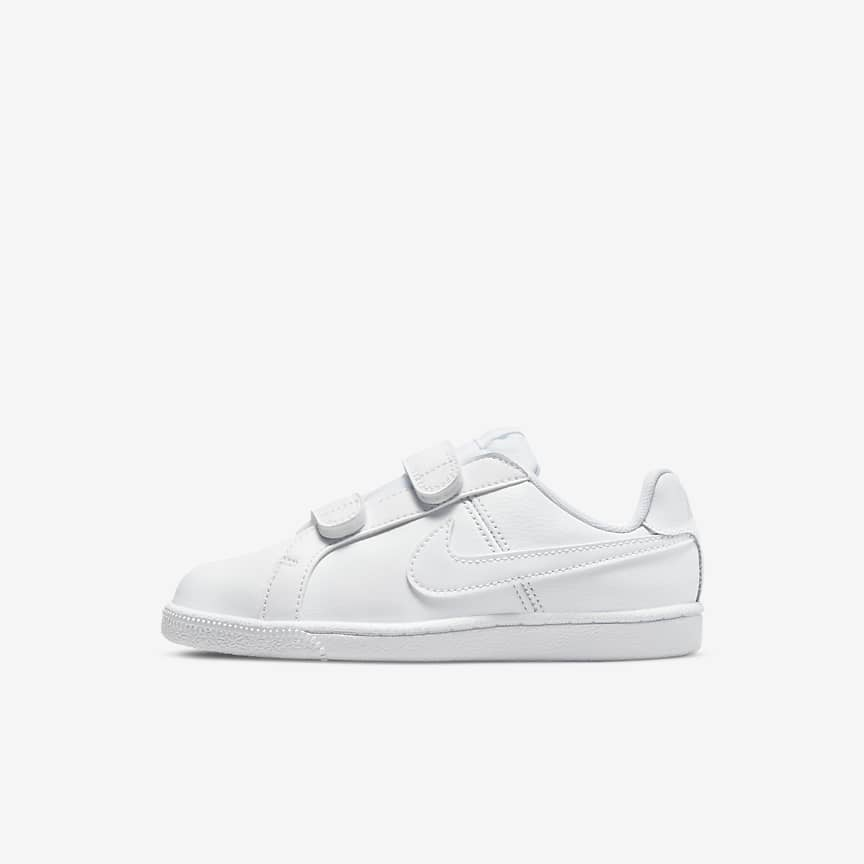 Nike - court royale younger  shoe - 1