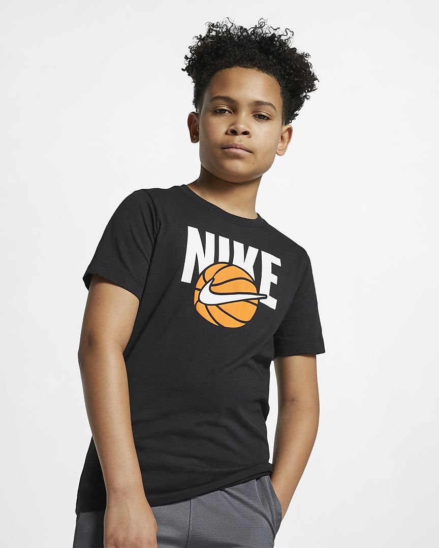 Nike - sportswear older  (boys') t-shirt - 1