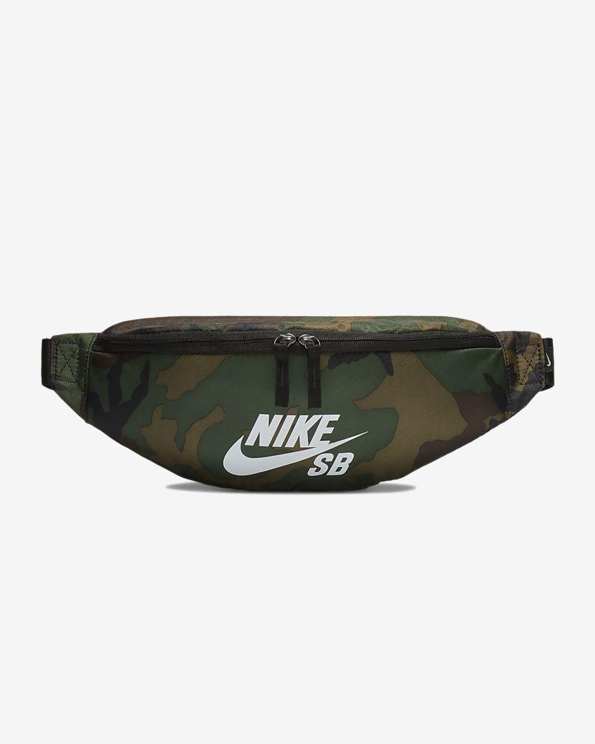 Nike - sb heritage printed skate waistpack (small items) - 1