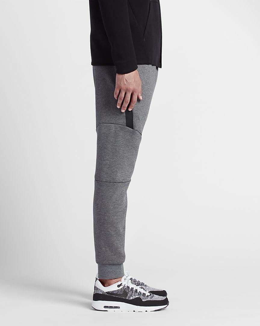 Nike Air Max 2017 Pantaloni Della Tuta Uomini Grigi YR0mX