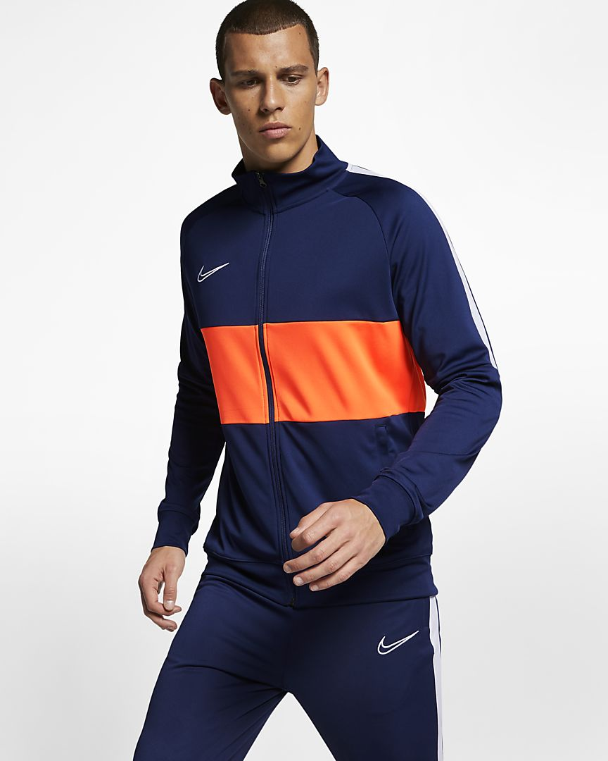 Nike - Nike Dri-FIT Academy Chaqueta de fútbol - Hombre - 1