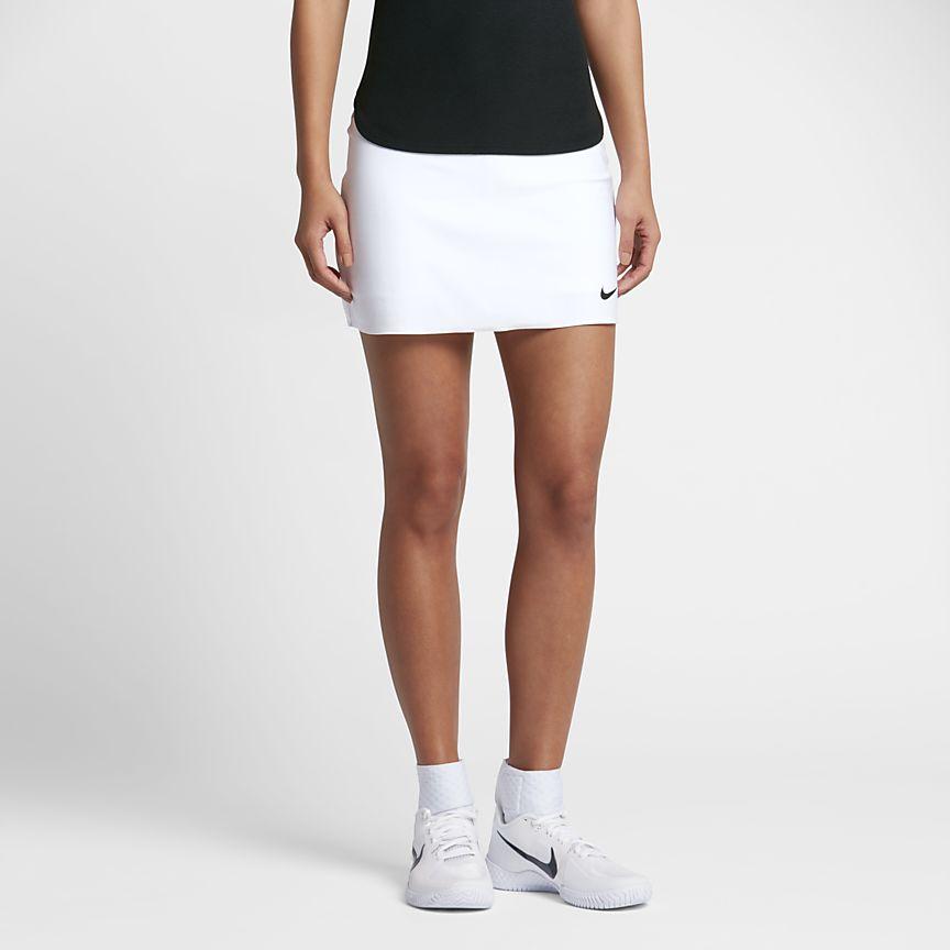 Nike - NikeCourt Power Spin Damen-Tennisrock - 1