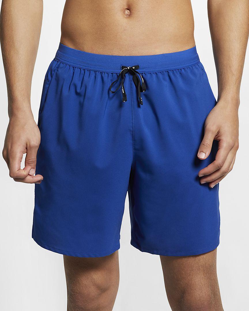 "Nike - dri-fit flex stride  7""/18cm 2-in-1 running shorts - 1"