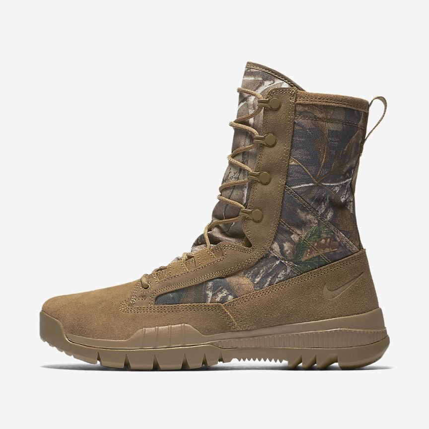 "Nike Mens SFB 8"" Field Realtree Boots"