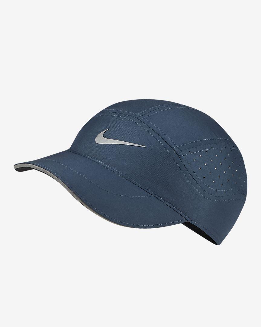 Nike - Nike AeroBill Laufkappe - 1