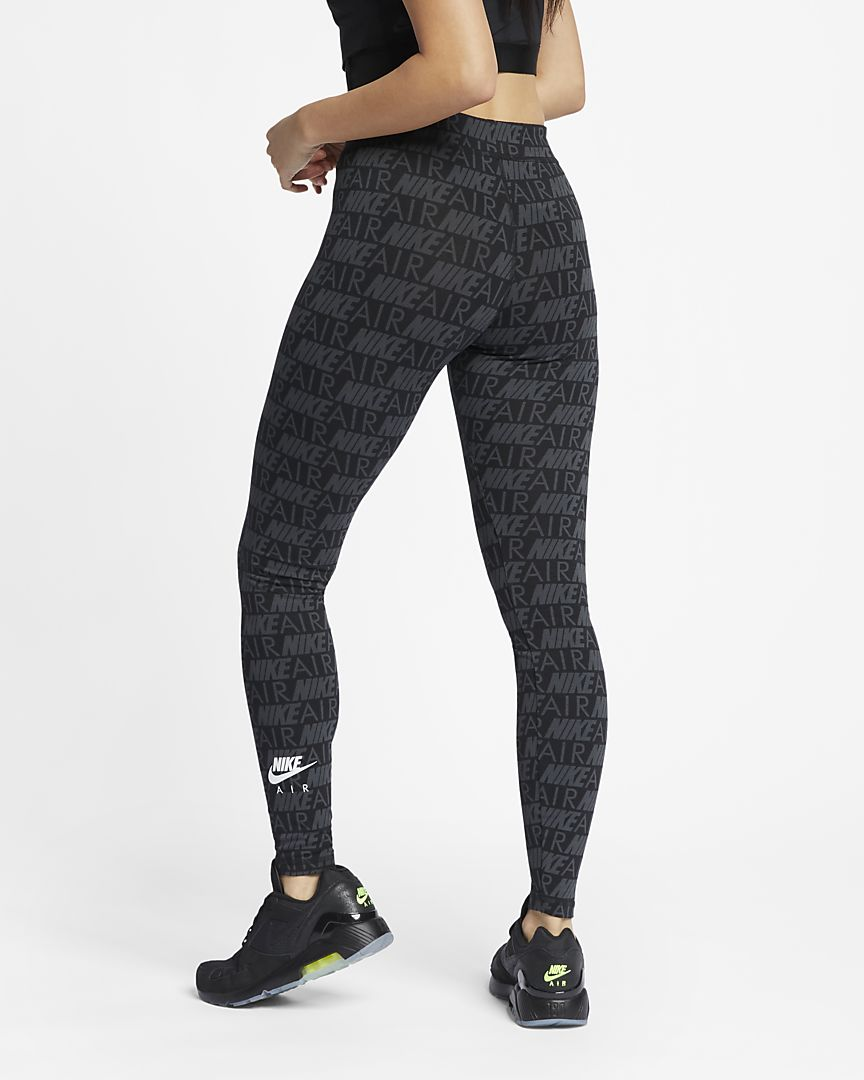 Nike - air  printed leggings - 1