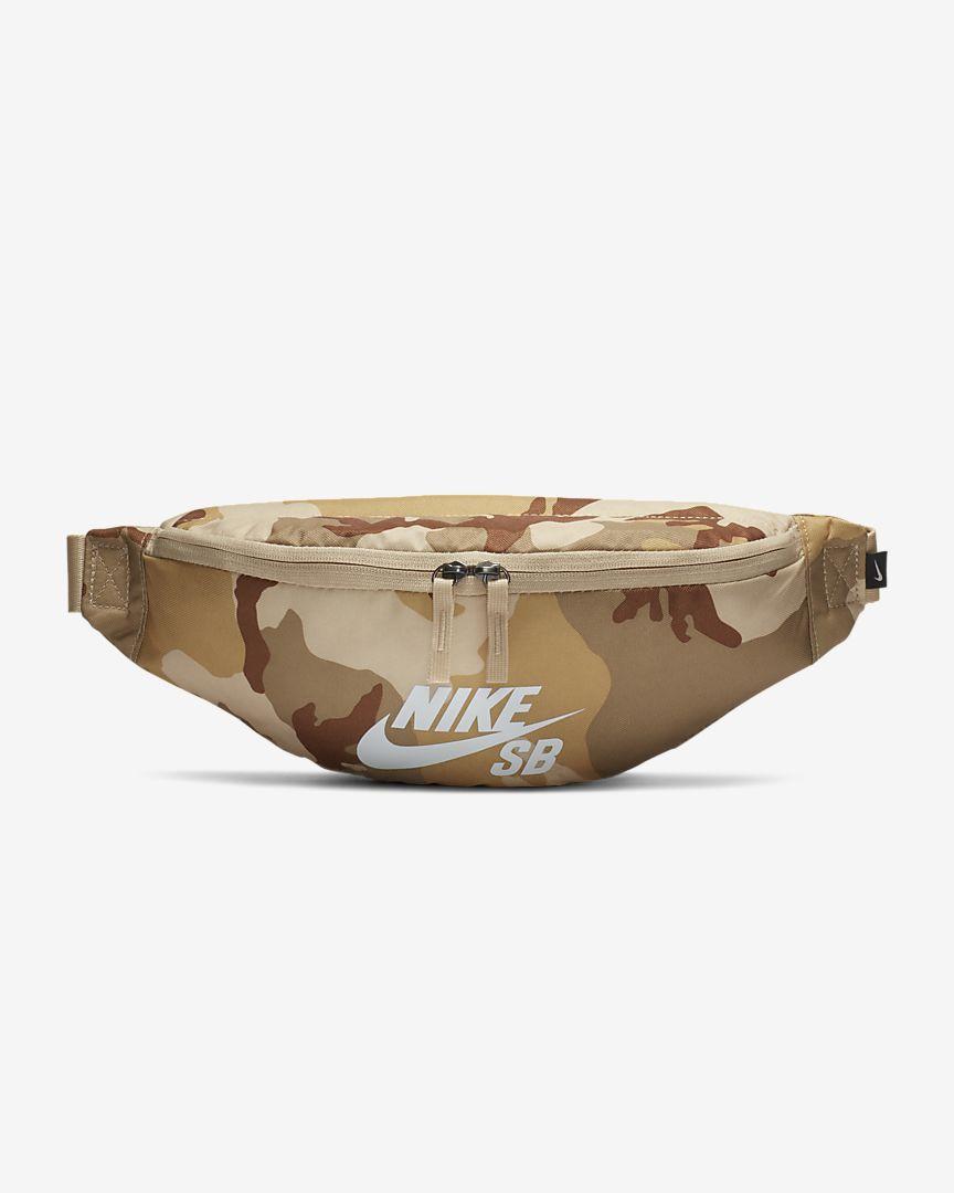 Nike - Nike SB Heritage Riñonera de skateboard con estampado (Para objetos pequeños) - 1