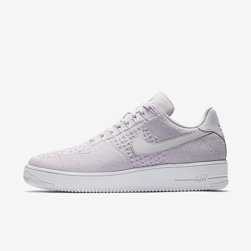 Nike Air Force 1 Low Damen Lila Weiß XiLt6NRb
