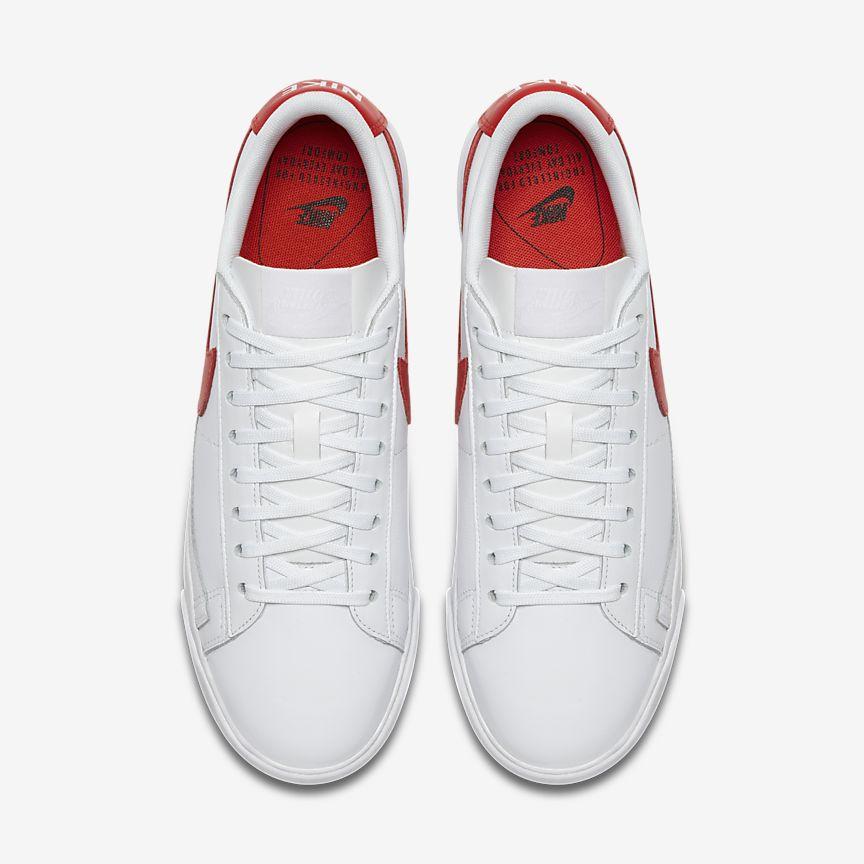 Nike Blazer Low 3s Casual Weiß Damenschuhe p6FGlcAWmy