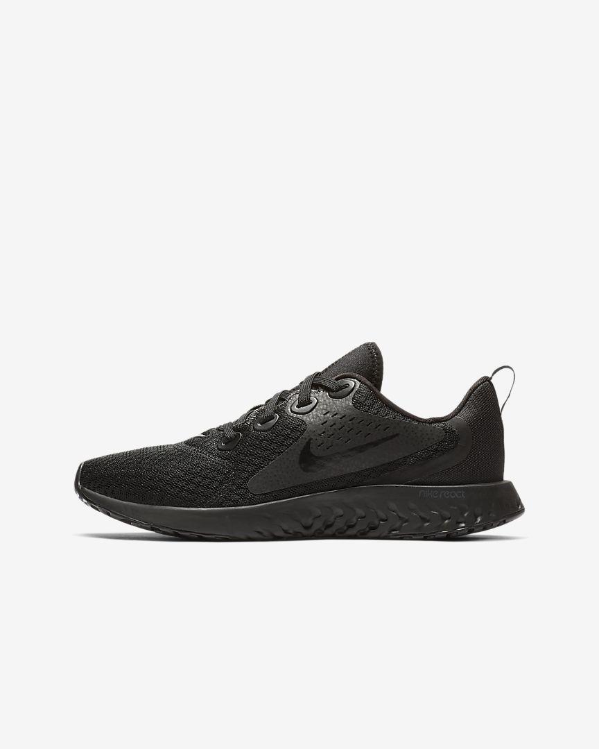 Nike - legend react older  running shoe - 1