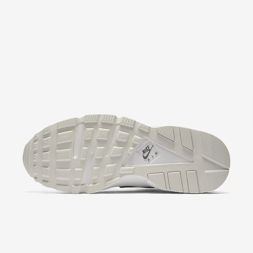 Mujeres Nike Huarache Premium Tees Blancos gPfmfxjzt3