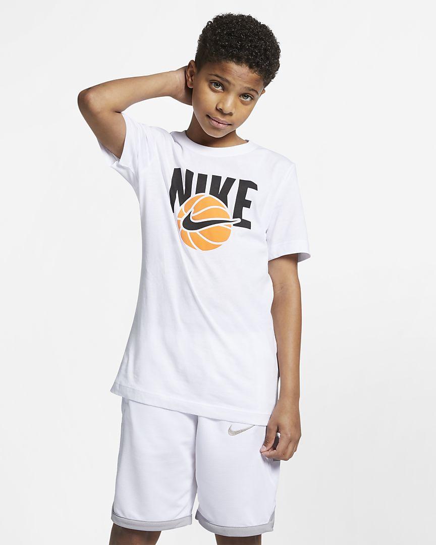 Nike - Nike Sportswear Camiseta - Niño - 1